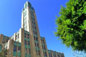 Bullocks Wilshire LA architecture tour