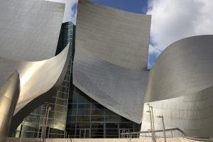 Walt Disney Concert Hall LA architecture tour